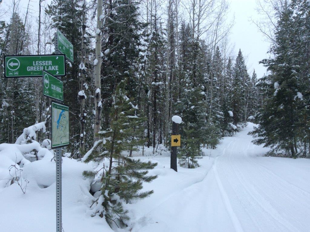 70 Mile Green Lake Trail
