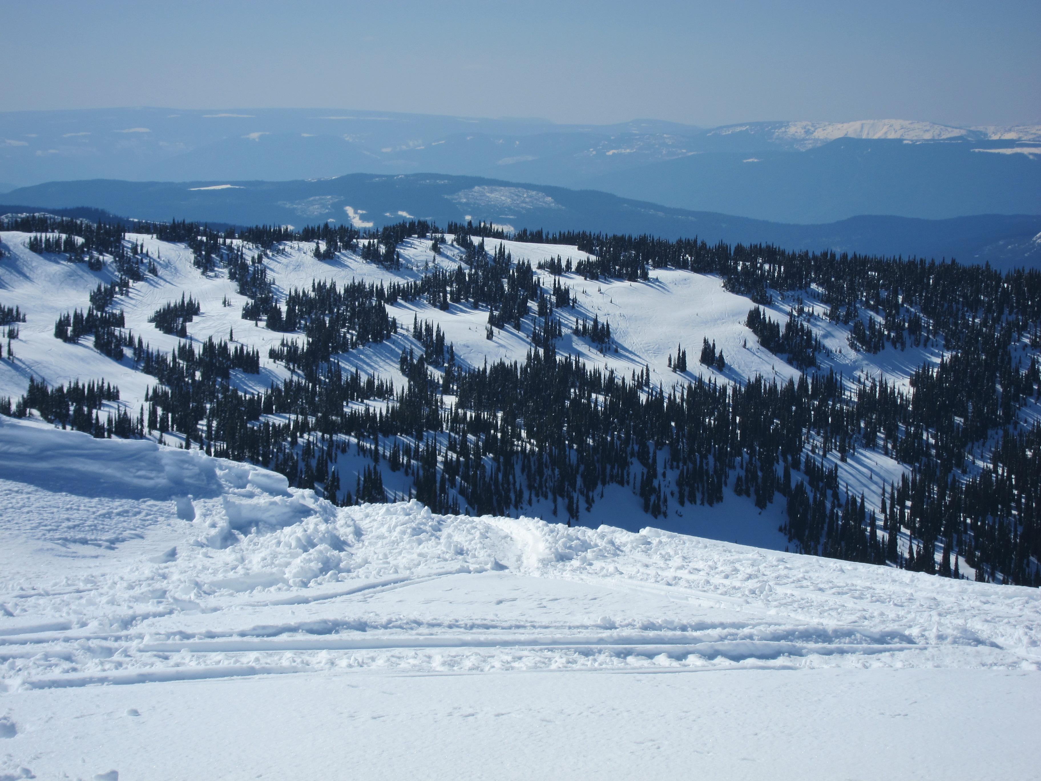 Blue Lake Snowmobile Trails