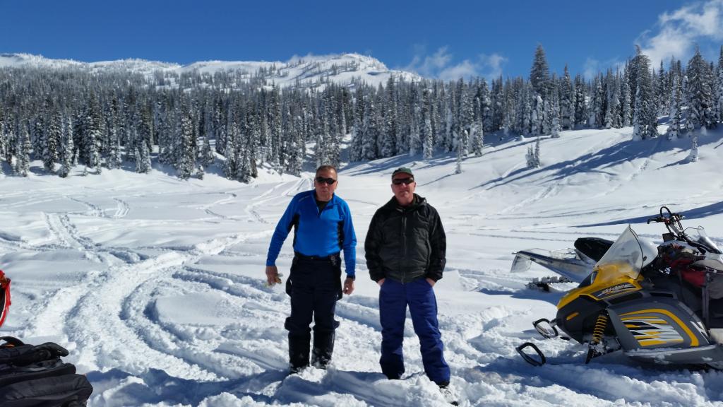 Owlhead Snowmobile Trails