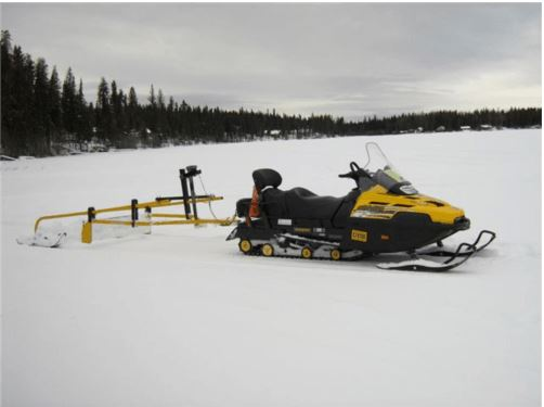 Interlakes Snowmobile Trails