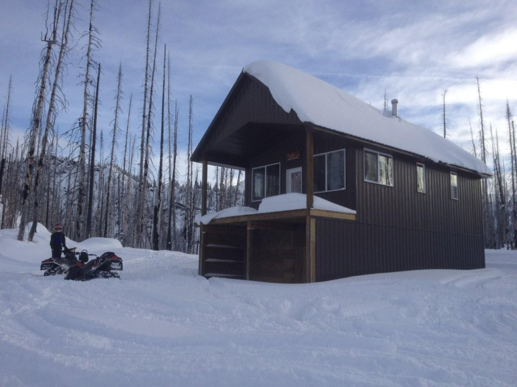 Eagle Valley Snowmobile Shelter