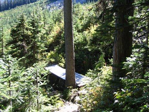 Juliet Creek Cabin