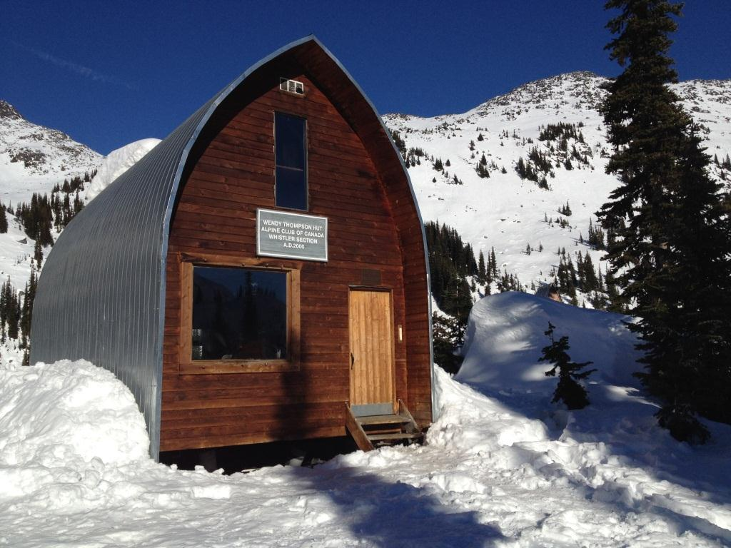 Wendy Thompson Memorial Hut