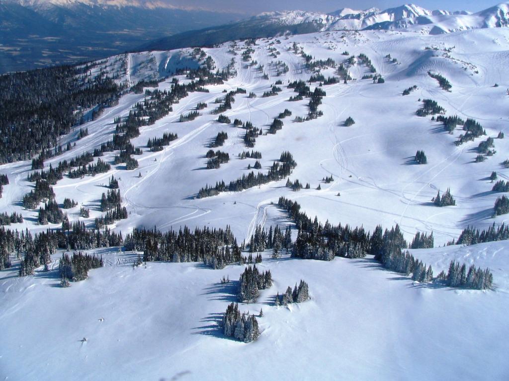 Lucille Snowmobile Trail