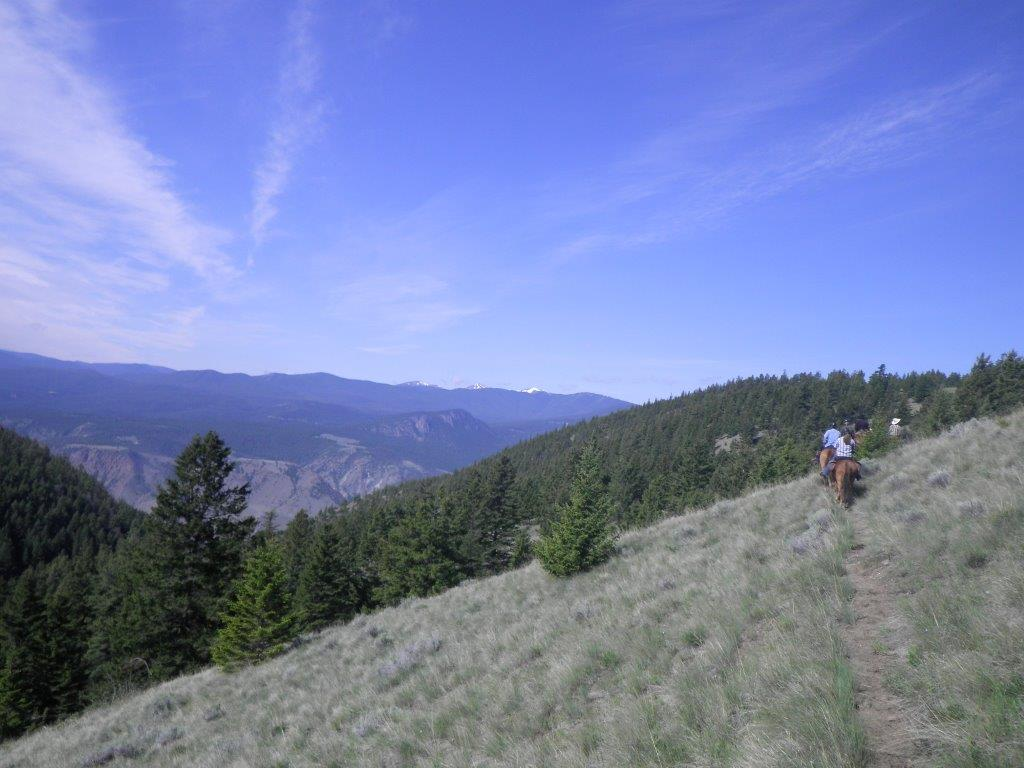 Haller And Grinder Recreation Trails